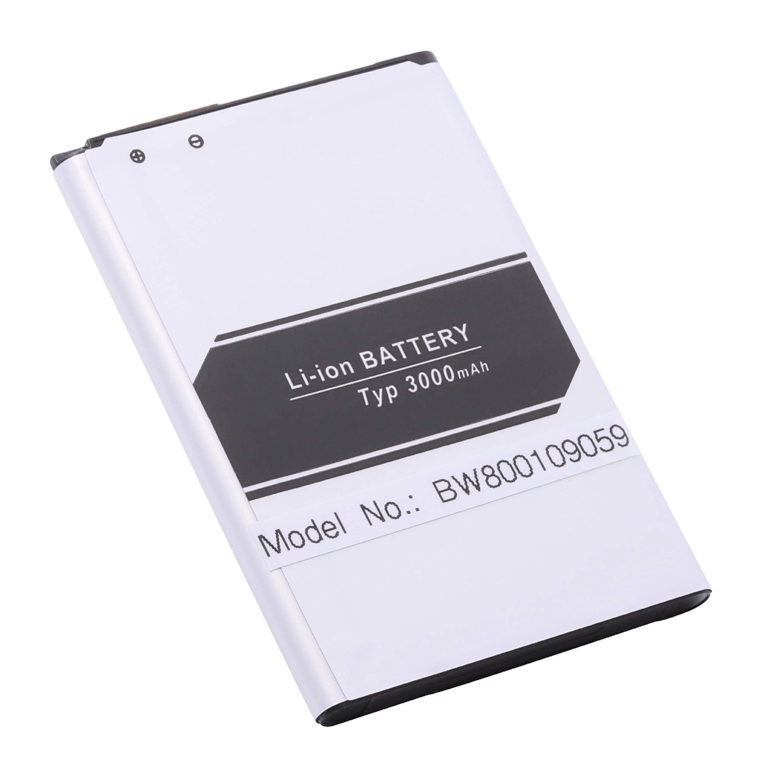 vhbw Li-Ion batería de 3000mAh (3.85V) para teléfono móvil Smartphone LG H540, H540T, G Stylus HDTV Dual SIM, G4 Stylus, P1s y BL-51YF, EAC62858501.: Amazon.es: Electrónica