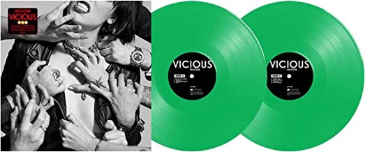 Halestorm - Vicious [Exclusive 2LP Transparent Green...