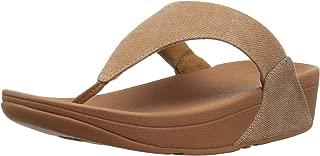 FitFlop Womens K63 Lulu Toe-Thong Sandals - Shimmer-Denim