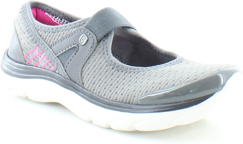 BZees Womens Brisk Low Top Slip On Walking shoes