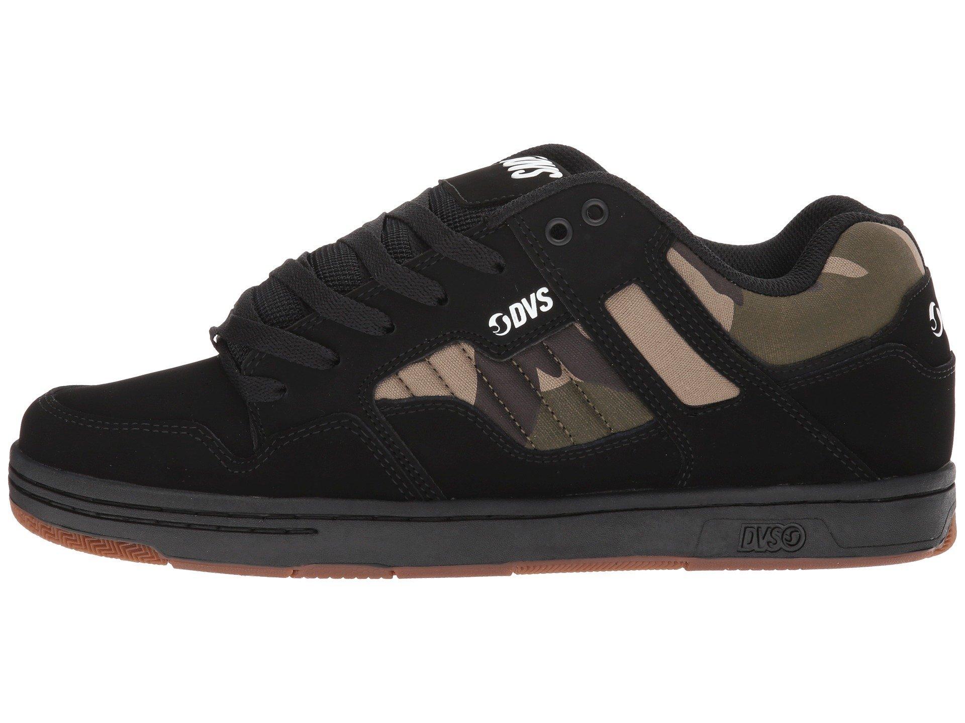camo Black 125 Dvs Enduro Company Shoe 6q60TX