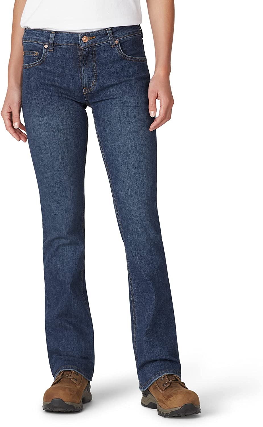 Dickies womens Bargain Perfect Shape Denim Super popular specialty store Stretch Jean - Bootcut