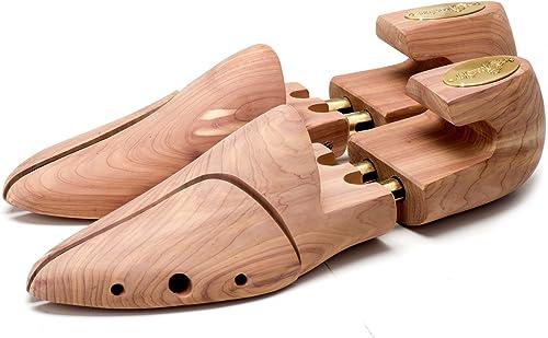 Seeadler Embauchoirs Premium – St. John Edition en bois de cèdre canadien. Chaussures pour homme, taille 39 – 47. Un ...