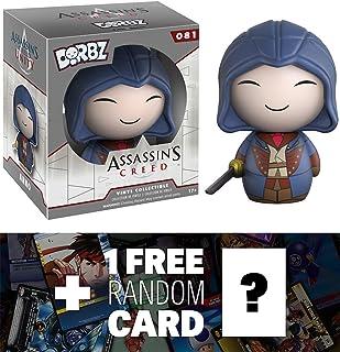 Arno: Funko Dorbz x Assassin's Creed Mini Vinyl Figure + 1 FREE Video Games Themed Trading Card Bundle (71318)