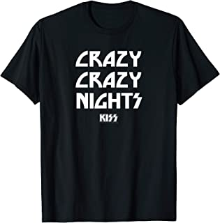 KISS - Crazy Crazy Nights T-Shirt