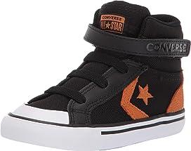 bcd16f60636d Pro Blaze Strap Back Court Leather - Hi (Infant Toddler). Converse Kids