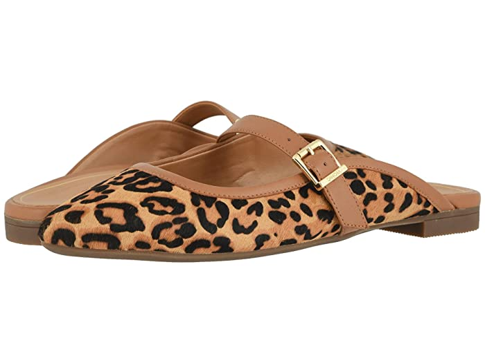 VIONIC  Esme (Tan Leopard) Womens Shoes