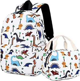 Kids Backpack for Boys Toddler Backpack Preschool Bookbag