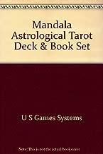 Mandala Astrological Tarot Deck & Book Set