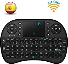 Mejor Rii Mini I8 Bluetooth Keyboard