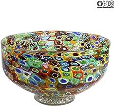 Color Impact – Centro de mesa – Cristal de Murano