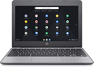 惠普 Chromebook ca000na 笔记本电脑(Intel N3350,4 GB 内存,Intel HD Graphics 500,Chrome OS)Y3V73EA#ABU  4 GB RAM, 16 GB eMMC 11.6 Inch
