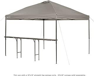 Ozark Trail Bar-Height 10' Folding Canopy Table
