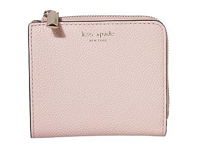 Kate Spade New York Margaux Small Bifold Wallet (Tutu Pink) Bi-fold Wallet