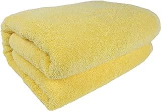 bright yellow bath mat sets