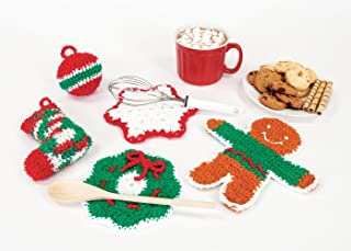 mary maxim christmas stocking pattern