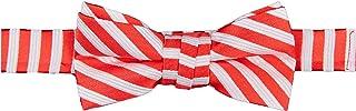 آب نبات پسرانه Jacob Alexander Boys Candy Cane نوار پاپیونی نوار قرمز و سفید راه راه