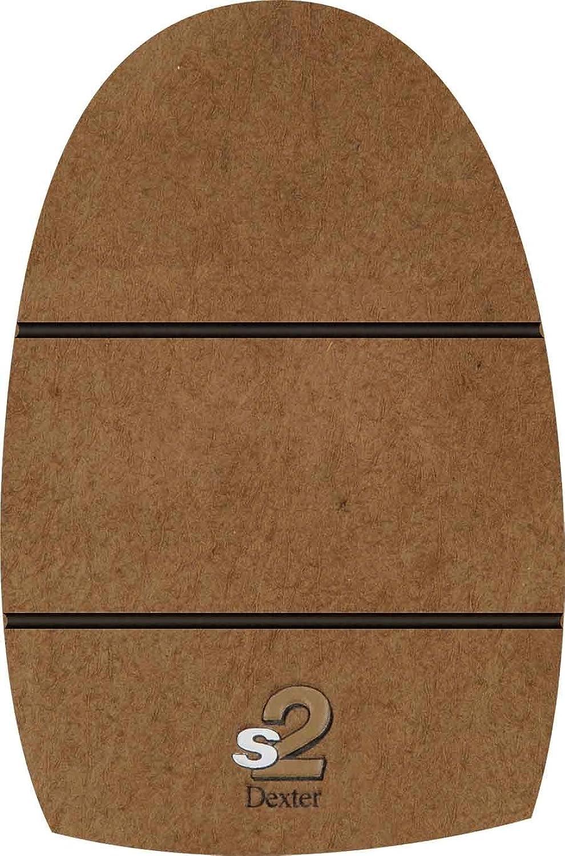 Dexter The 9 Slide Sole - Shortest Slide 2 Brown Microfiber XLarge, Brown A, X-Large (Men's 13-15)