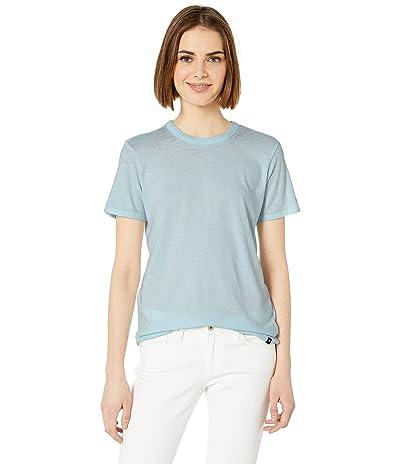 Hurley Burnout T-Shirt (Topaz Mist) Women