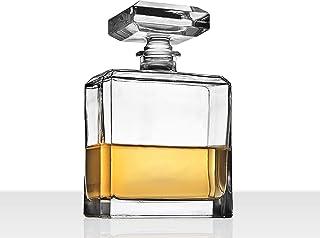 Whiskey Decanter for Liquor Whiskey Vodka or Wine Chateau by Godinger - 30oz