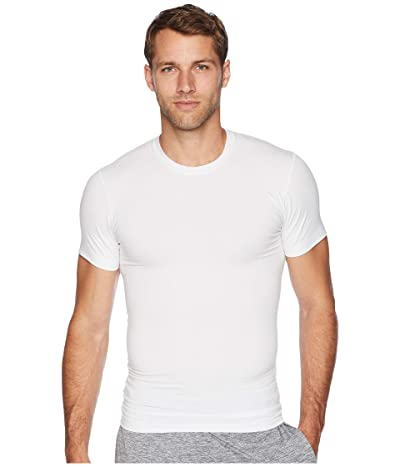 2(X)IST Form Crew Neck Tee (White) Men