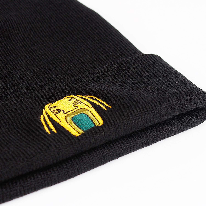 Amusement Park Knitted Hat Travis Scott Beanie Embroidery Knit Cap Skullies Winter Warm Unisex Ski Gorros Cap