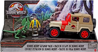 Jurassic World Legacy Collection Dennis Nedry Getaway Pack