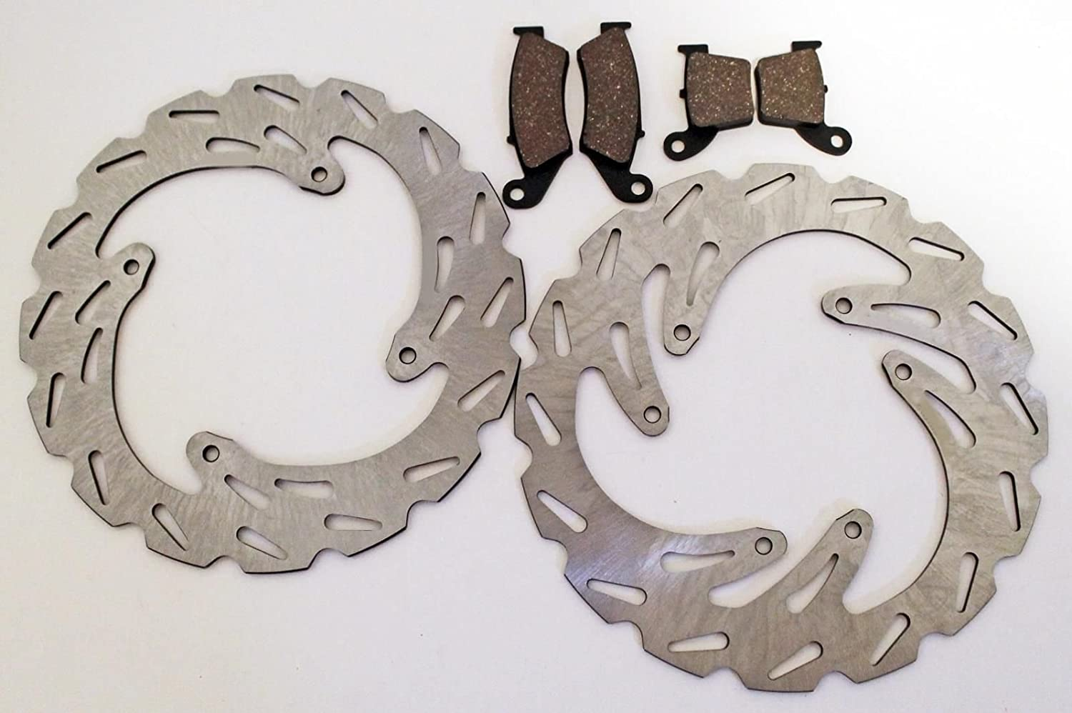 Fits Honda CRF250R and Sales for sale CRF450R Brake Rear Front Spo Dedication Pads
