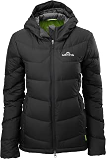 Kathmandu Epiq Women's Hooded Warm Winter Duck Down Puffer Jacket