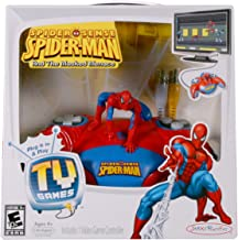 spider man plug and play video game