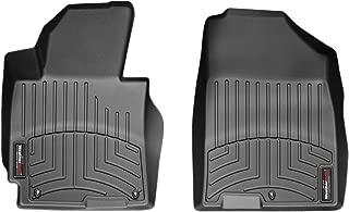 WeatherTech Custom Fit Front FloorLiner for 2011-2013 Hyundai Elantra Sedan / Coupe, Black