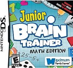 junior brain trainer maths edition