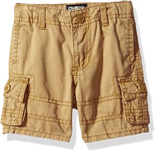 OshKosh B'Gosh Baby Boys' Woven Short 11771812 - Beige