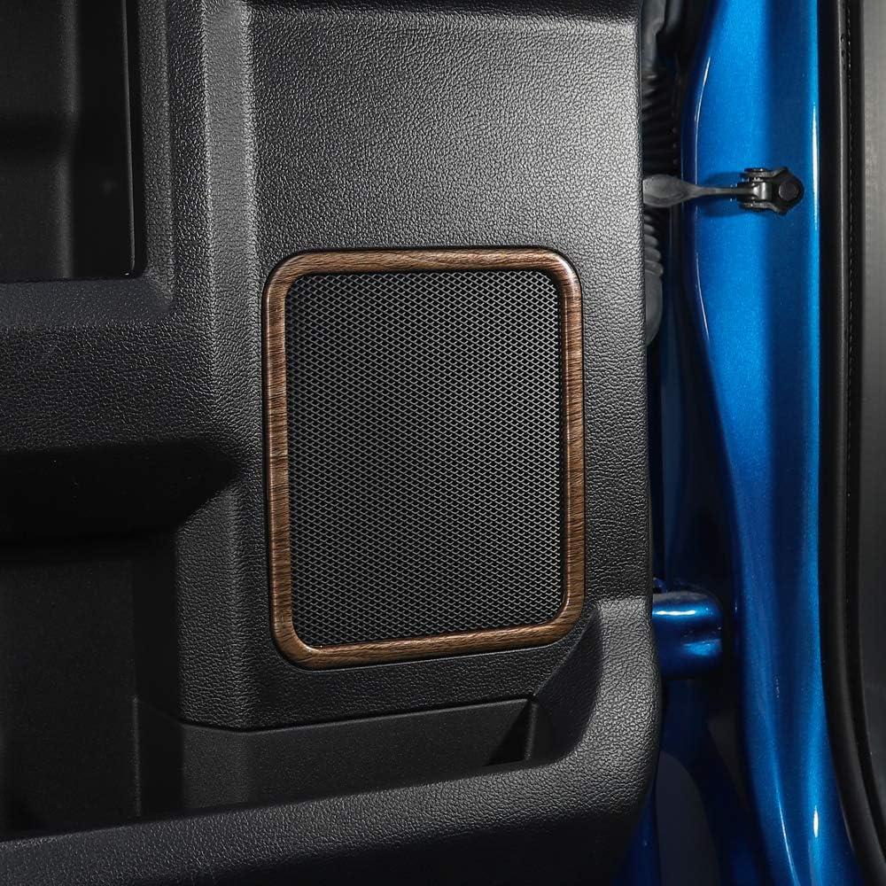 Speaker Automotive Car Door Loudspeaker Speaker Decoration Frame ...