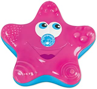 Munchkin Star Fountain, Sprays Water PINK