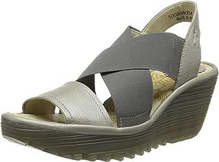 FLY London Women's Yaji Wedge Sandal