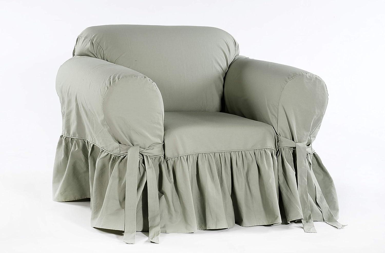 Classic Slipcovers WCD30AMYRFGRN Chair Ruf Milwaukee Mall Piece slipcover Choice one