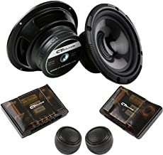 "CT SOUNDS 6.5 Inch Car Audio Component Speakers Set – 2-Way Full Range, 1"".."