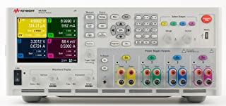 keysight n6705b dc power analyzer
