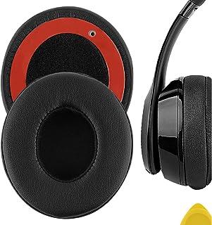 Geekria QuickFit - almohadillas para orejas de piel para aur