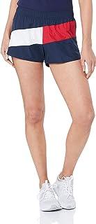 Tommy Hilfiger Women's Colour-Blocked Runner Shorts