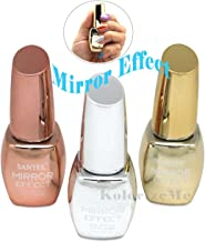 Best gold mirror effect nail polish Reviews