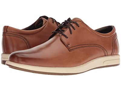 Dockers Parkview (Butterscotch Burnished Polished Full Grain) Men