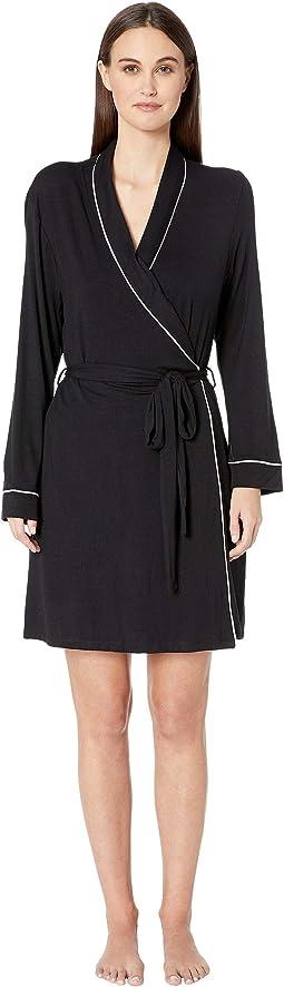 Gisele - The Tuxedo Robe