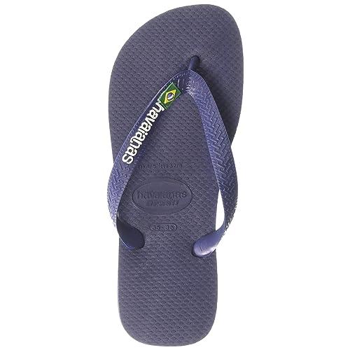 2e923fd08fd8fb Havaianas Women s Brazil Logo Flip Flop Sandal