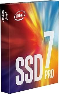 Intel SSD Pro 7600p 系列INT-SSDPEKKF512G8X1 512GB