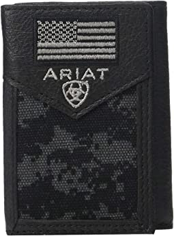 Sport Patriot Trifold Wallet