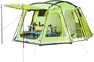 Skandika Breathable Copenhagen Unisex Outdoor Dome Tent Available in Green - 6 Persons