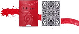Supernaturalgames Hellions V3 Playing Cards by Ellusionist