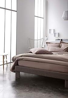 Today Drap Housse Jersey - 100% Coton - Mastic - 140x190 cm